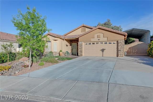 788 Los Tavis, Boulder City, NV 89005 (MLS #2226633) :: Hebert Group | Realty One Group
