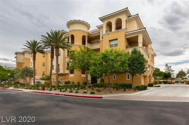 9219 Tesoras Drive #202, Las Vegas, NV 89144 (MLS #2226637) :: The Shear Team