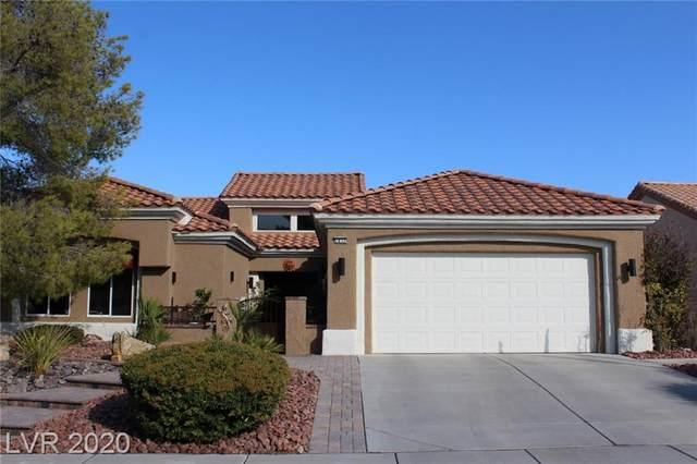2832 Castle Bar Drive, Las Vegas, NV 89134 (MLS #2226660) :: Jeffrey Sabel