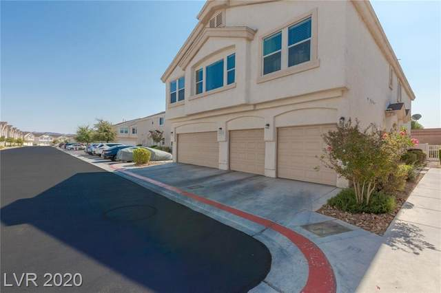 5421 Stacked Chips Road #101, Las Vegas, NV 89122 (MLS #2226668) :: Jeffrey Sabel