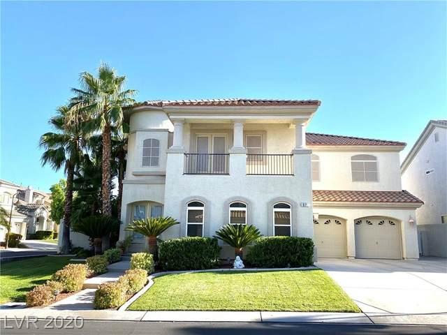 67 Living Edens Court, Las Vegas, NV 89148 (MLS #2226698) :: Vestuto Realty Group