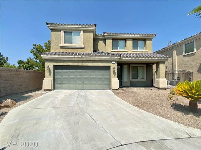 92 Laying Up Court, Las Vegas, NV 89148 (MLS #2226712) :: Hebert Group | Realty One Group