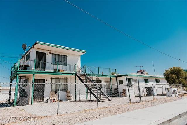 622 Mcwilliams Avenue, Las Vegas, NV 89106 (MLS #2226719) :: Jeffrey Sabel