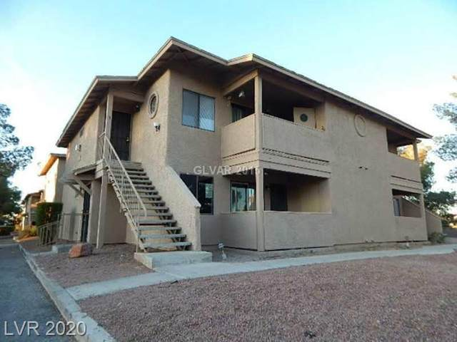 3701 Snorkel Circle 1-C, Las Vegas, NV 89108 (MLS #2226727) :: The Shear Team