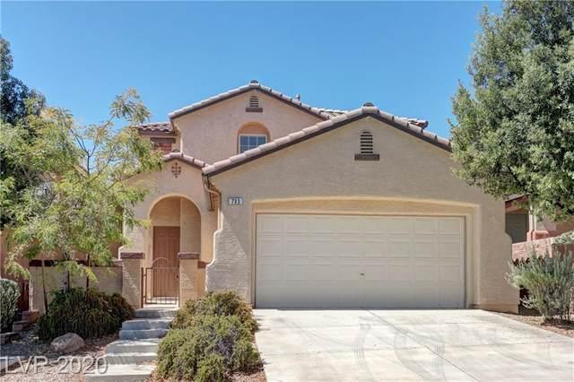 733 Anacapri Street, Las Vegas, NV 89138 (MLS #2226729) :: The Mark Wiley Group | Keller Williams Realty SW