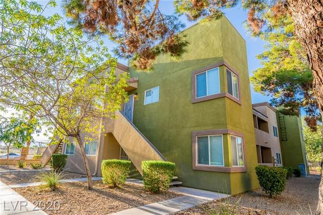 1810 Decatur Boulevard #204, Las Vegas, NV 89108 (MLS #2226754) :: Performance Realty
