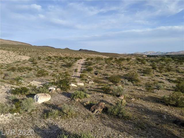 Hwy 93, Alamo, NV 89001 (MLS #2226775) :: Jeffrey Sabel