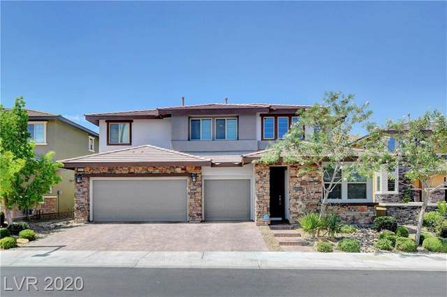 5857 Glory Heights Drive, Las Vegas, NV 89135 (MLS #2226784) :: Billy OKeefe | Berkshire Hathaway HomeServices