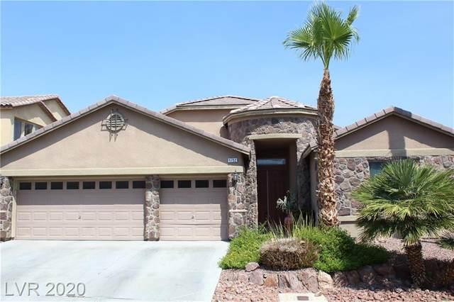 5752 Mineral Rock Avenue, Las Vegas, NV 89131 (MLS #2226923) :: Hebert Group | Realty One Group