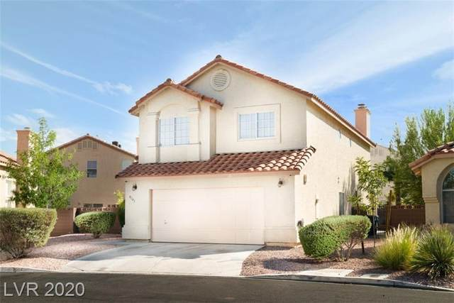 8141 Dolphin Landing Drive, Las Vegas, NV 89128 (MLS #2226929) :: The Mark Wiley Group | Keller Williams Realty SW