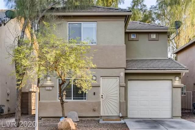 5191 Starter Avenue, Las Vegas, NV 89156 (MLS #2226947) :: The Lindstrom Group