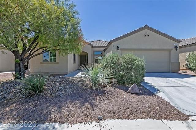 917 Bobby Pollard Avenue, North Las Vegas, NV 89086 (MLS #2226986) :: Helen Riley Group | Simply Vegas