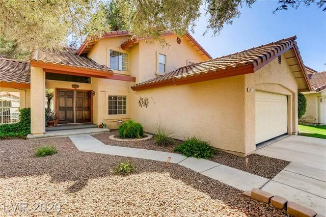 431 Ackerman Lane, Henderson, NV 89014 (MLS #2227063) :: Billy OKeefe   Berkshire Hathaway HomeServices