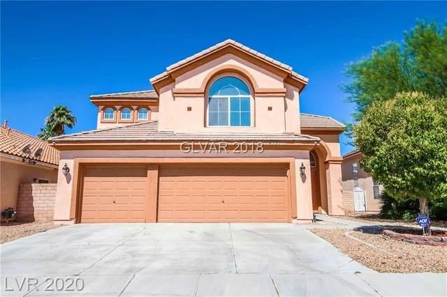 4751 Blue Moon Lane, Las Vegas, NV 89147 (MLS #2227090) :: Jeffrey Sabel