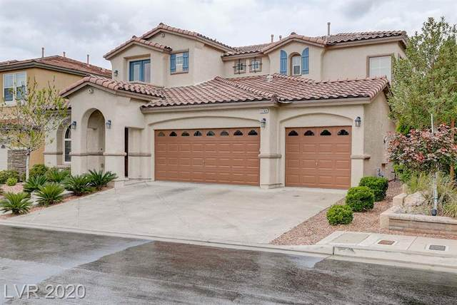 11749 Costa Blanca, Las Vegas, NV 89138 (MLS #2227094) :: Billy OKeefe | Berkshire Hathaway HomeServices