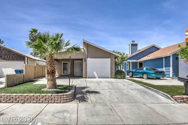 127 N Christy Lane, Las Vegas, NV 89110 (MLS #2227104) :: The Lindstrom Group