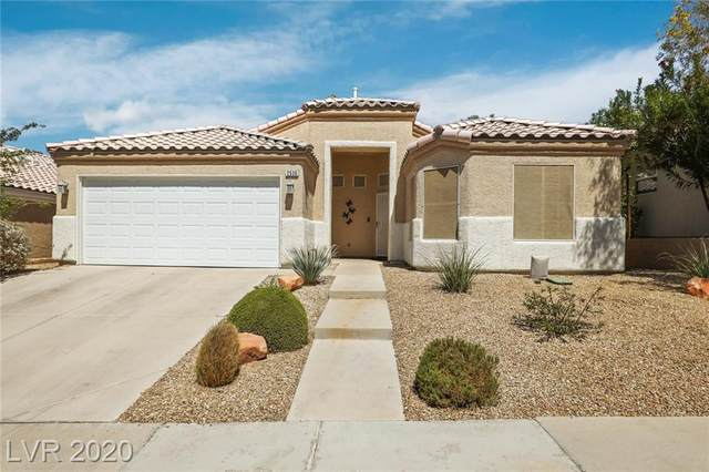2536 Stonequist Avenue, Henderson, NV 89052 (MLS #2227107) :: Helen Riley Group | Simply Vegas