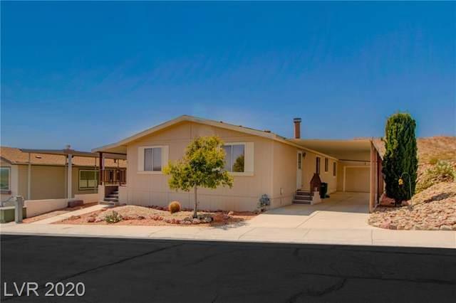 567 Lake Michigan Lane, Boulder City, NV 89005 (MLS #2227108) :: Signature Real Estate Group
