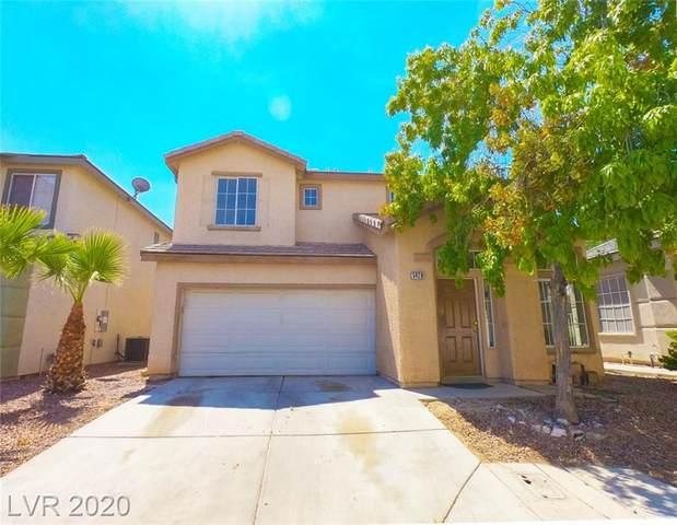 5429 Old Oak Court, North Las Vegas, NV 89031 (MLS #2227134) :: Helen Riley Group | Simply Vegas