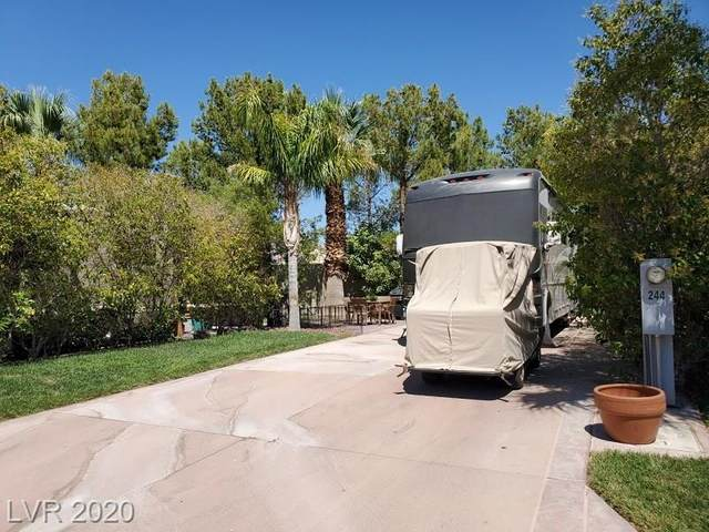 8175 Arville Street #244, Las Vegas, NV 89139 (MLS #2227140) :: Performance Realty