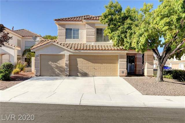 7700 Donald Nelson Avenue, Las Vegas, NV 89131 (MLS #2227147) :: Performance Realty