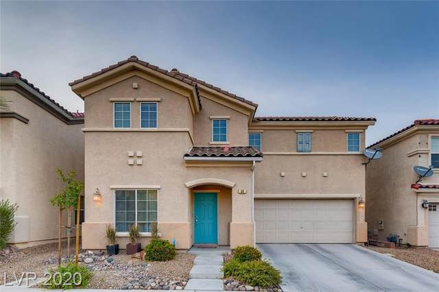 566 Haunts Walk Avenue, Las Vegas, NV 89178 (MLS #2227156) :: Jeffrey Sabel