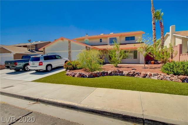 1514 Irene Drive, Boulder City, NV 89005 (MLS #2227158) :: Vestuto Realty Group