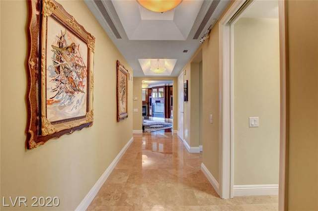 2857 Paradise Road #1404, Las Vegas, NV 89109 (MLS #2227173) :: The Mark Wiley Group | Keller Williams Realty SW