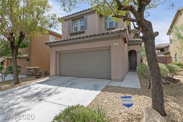 9261 Wild Stampede Avenue, Las Vegas, NV 89178 (MLS #2227197) :: Jeffrey Sabel