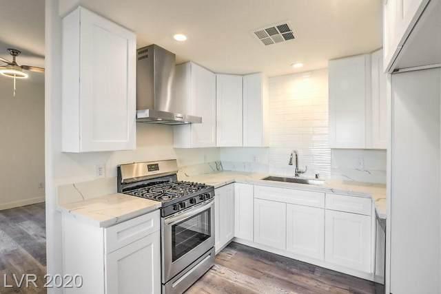 352 Amber Pine Street #107, Las Vegas, NV 89144 (MLS #2227209) :: Jeffrey Sabel