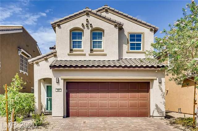 381 Ambitious Street, Henderson, NV 89011 (MLS #2227223) :: Billy OKeefe | Berkshire Hathaway HomeServices
