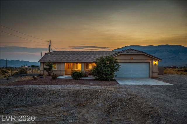 5440 N Linda Street, Pahrump, NV 89060 (MLS #2227254) :: Performance Realty
