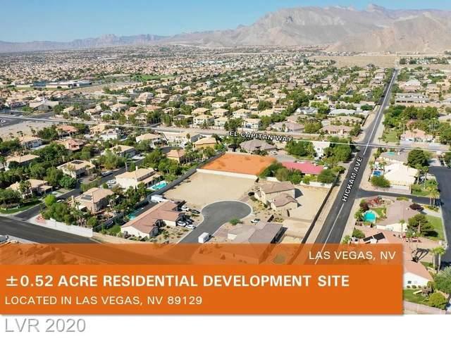 8765 Hickam Avenue, Las Vegas, NV 89129 (MLS #2228352) :: Performance Realty