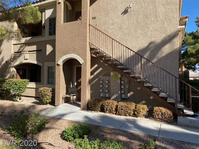 10245 Maryland Parkway #137, Las Vegas, NV 89183 (MLS #2228487) :: Jeffrey Sabel
