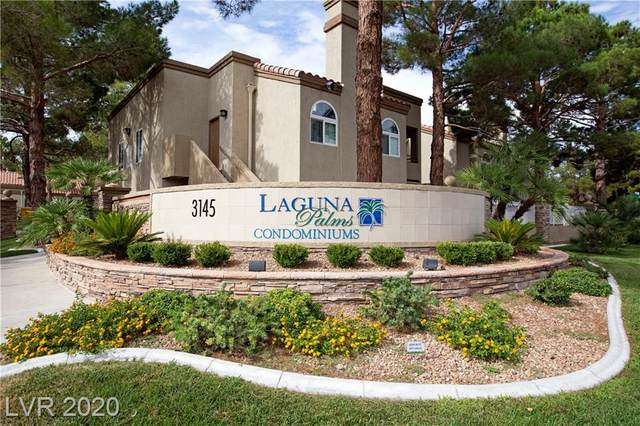 3145 Flamingo Road #1085, Las Vegas, NV 89121 (MLS #2228503) :: The Perna Group