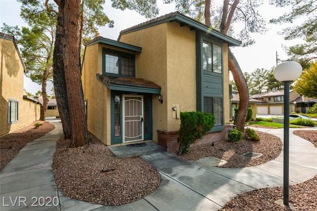 2446 Pickwick Drive, Henderson, NV 89014 (MLS #2228596) :: Performance Realty