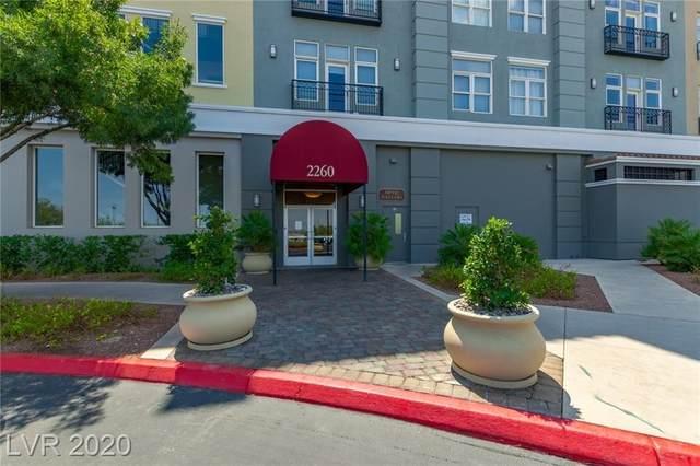 2260 Village Walk Drive #1201, Henderson, NV 89052 (MLS #2228637) :: Jeffrey Sabel