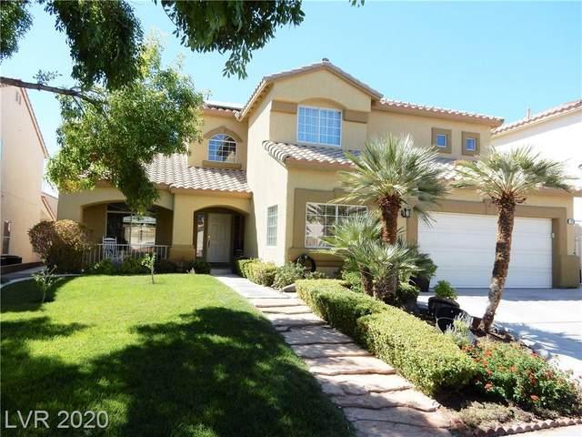 719 Oakbridge Court, North Las Vegas, NV 89032 (MLS #2228652) :: Helen Riley Group | Simply Vegas