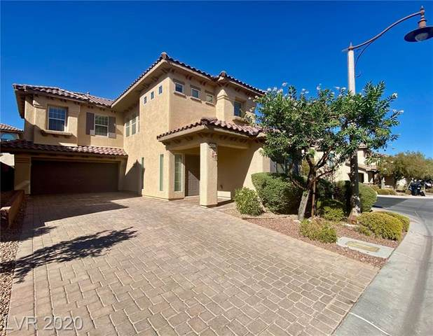 8162 Memory Lake Avenue, Las Vegas, NV 89178 (MLS #2228678) :: The Lindstrom Group