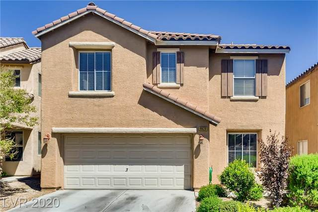 8420 Walker Gardens Place, Las Vegas, NV 89166 (MLS #2228694) :: Performance Realty