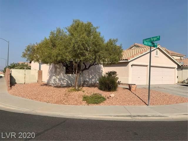 202 Red Horizon Terrace, Henderson, NV 89015 (MLS #2228697) :: Helen Riley Group   Simply Vegas
