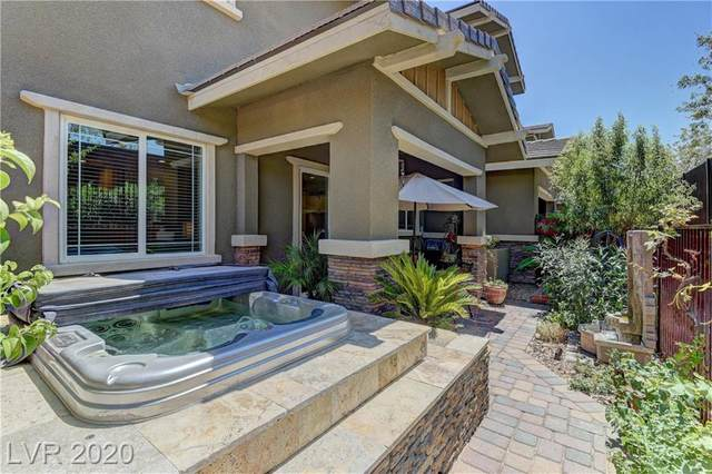 5697 Garriga Drive, Las Vegas, NV 89135 (MLS #2228743) :: The Mark Wiley Group | Keller Williams Realty SW