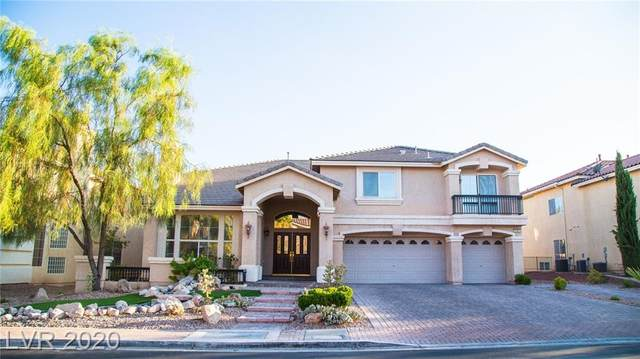 4383 Melrose Abbey Place, Las Vegas, NV 89141 (MLS #2228747) :: Jeffrey Sabel