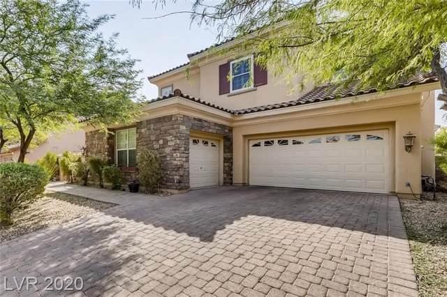 8143 Dolce Flore Avenue, Las Vegas, NV 89178 (MLS #2228751) :: Vestuto Realty Group