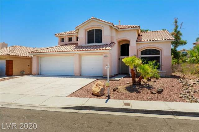 8932 Monteloma Way, Henderson, NV 89074 (MLS #2228791) :: The Lindstrom Group