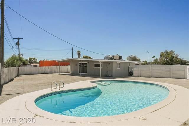 4618 Conrad Circle, Las Vegas, NV 89121 (MLS #2228829) :: The Perna Group