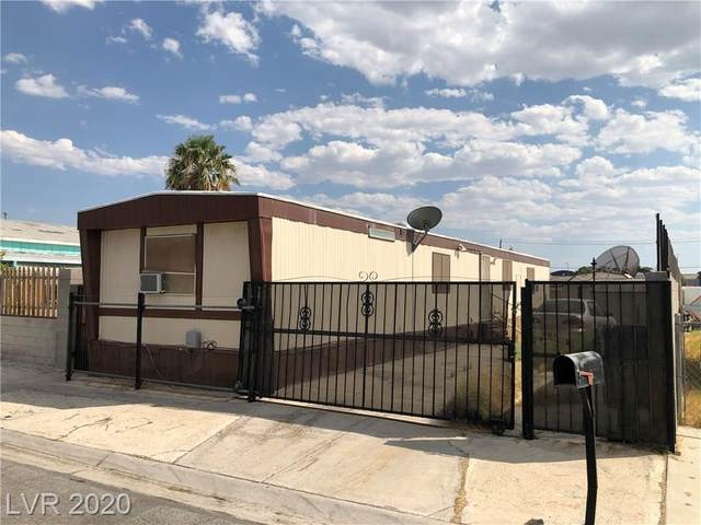 3853 Pecan Lane, Las Vegas, NV 89115 (MLS #2228831) :: Hebert Group | Realty One Group