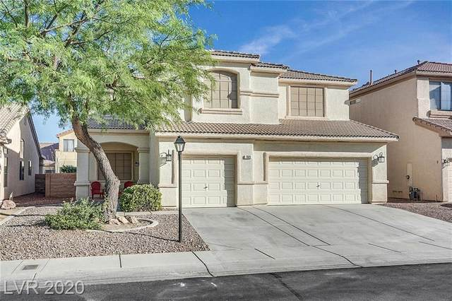 7520 Coral River Drive, Las Vegas, NV 89131 (MLS #2228875) :: Performance Realty