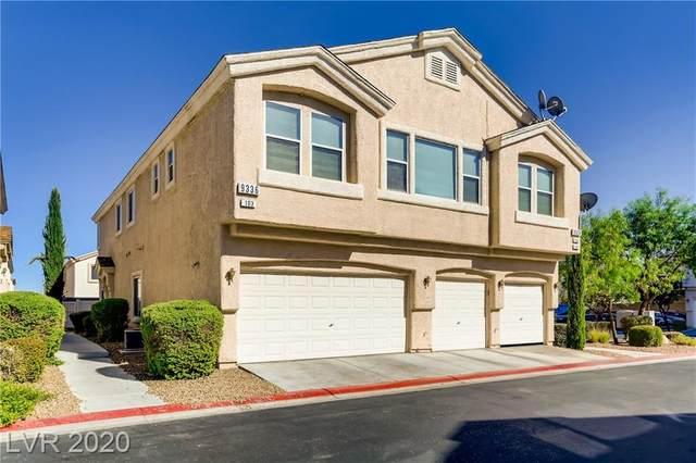 9336 Ruby Arrow Court #103, Las Vegas, NV 89178 (MLS #2228965) :: The Mark Wiley Group | Keller Williams Realty SW