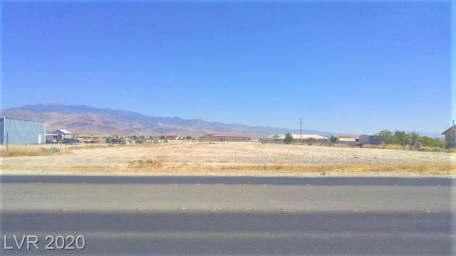 3171 Homestead Road, Pahrump, NV 89048 (MLS #2228981) :: Performance Realty
